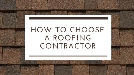 Spring Cleaning – Don't Forget Your Roof!