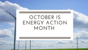 October is National Energy Action Month