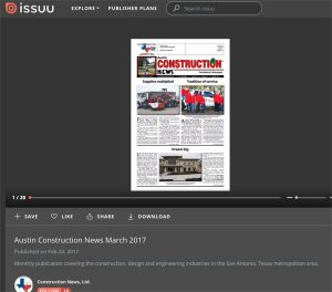 Austin Construction News