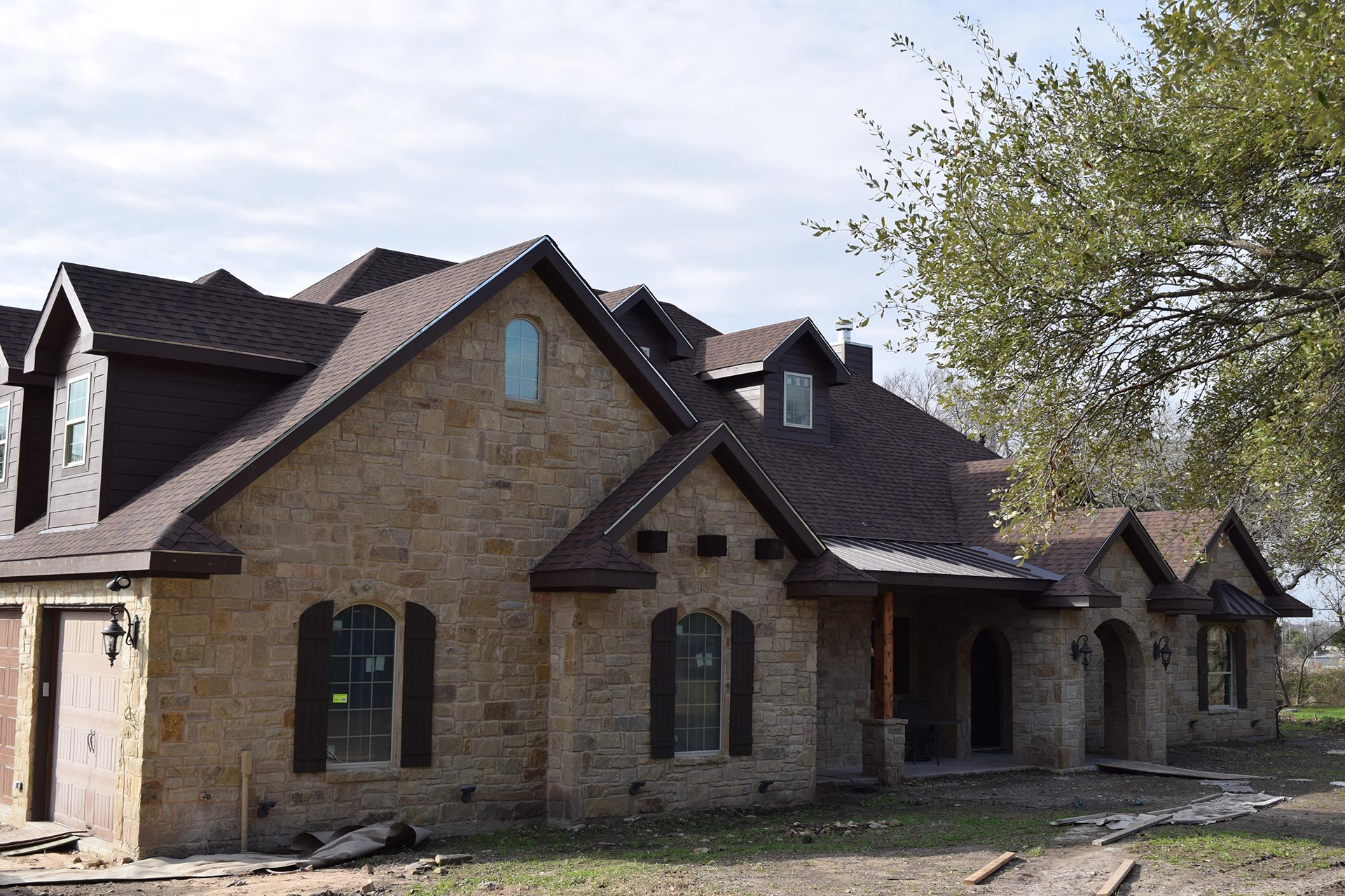 Round Rock Tx Texas Traditions Roofing Roof Replacement
