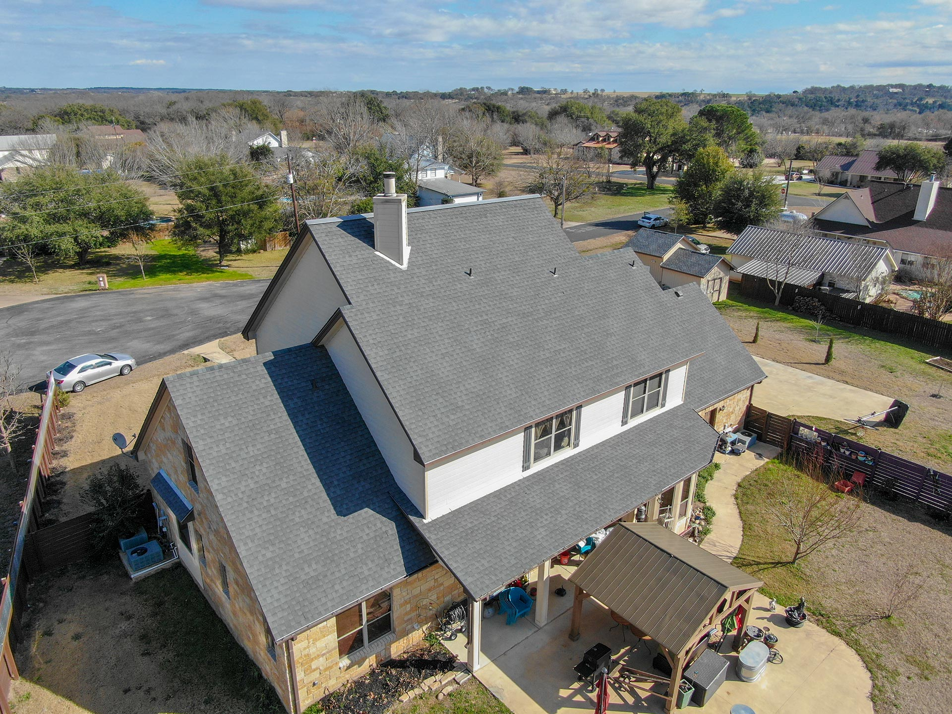 Refer A Friend Program Texas Traditions Roofing