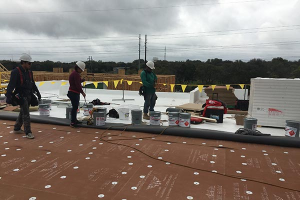 Residential Roofing Maintenance
