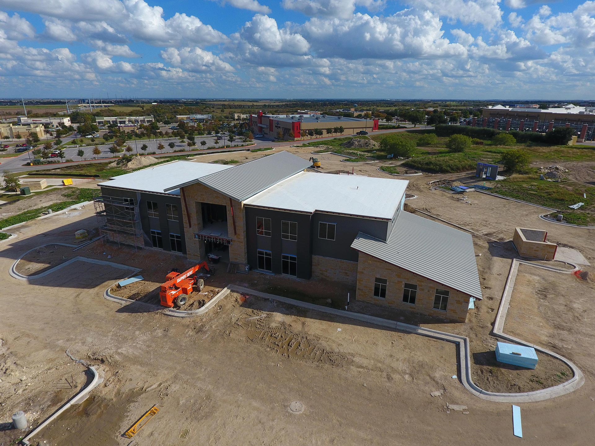 New Construction Texas Traditions Roofing Georgetown Tx